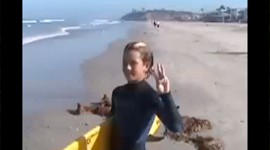 """Great Grom Video"" from Surfrider"