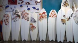 Dirk Westphal: Surfboard Art