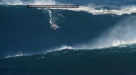 Garrett McNamara rides 90 foot wave