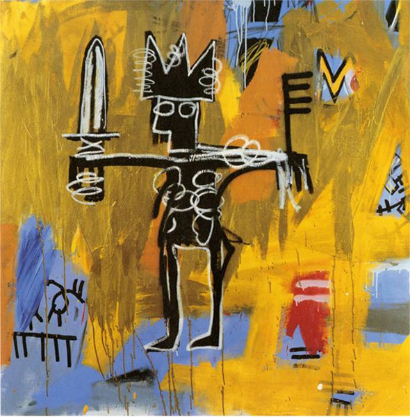 Basquiat at Gagosian – Harmony Blog
