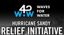 Waves For Water Relief Statistics