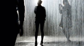 MoMa PS1 RAIN ROOM: Opening This Saturday