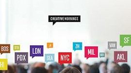 CreativeMornings Lecture Series