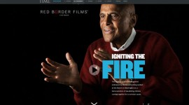 TIME MAGAZINE'S NEW PROJECT: RED BORDER FILMS
