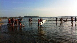 Report from Nosara: Surf Tournament