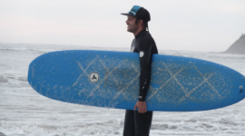 SURFING IS… WITH FELIX DESROCHES