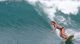 SURFING IS…WITH CAROLYN DAY